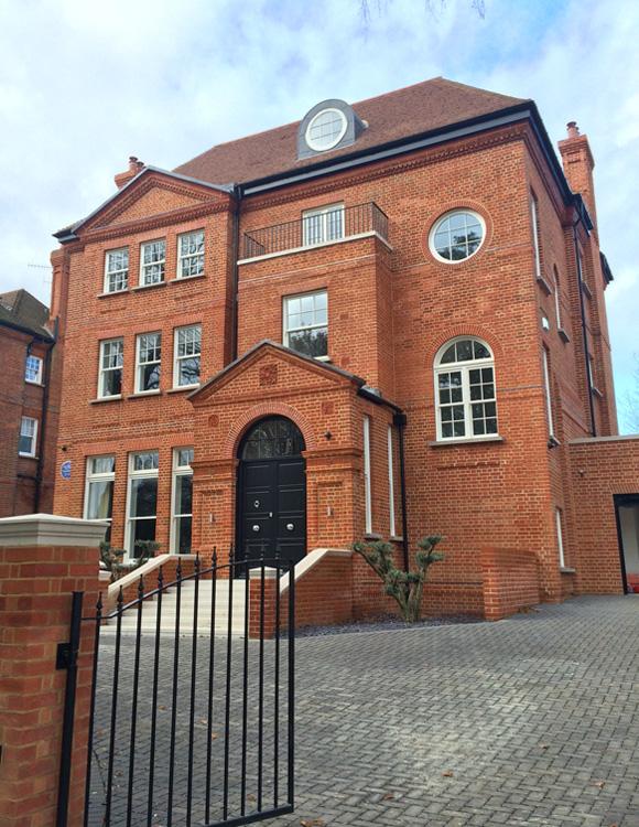 Bishopswood Road London