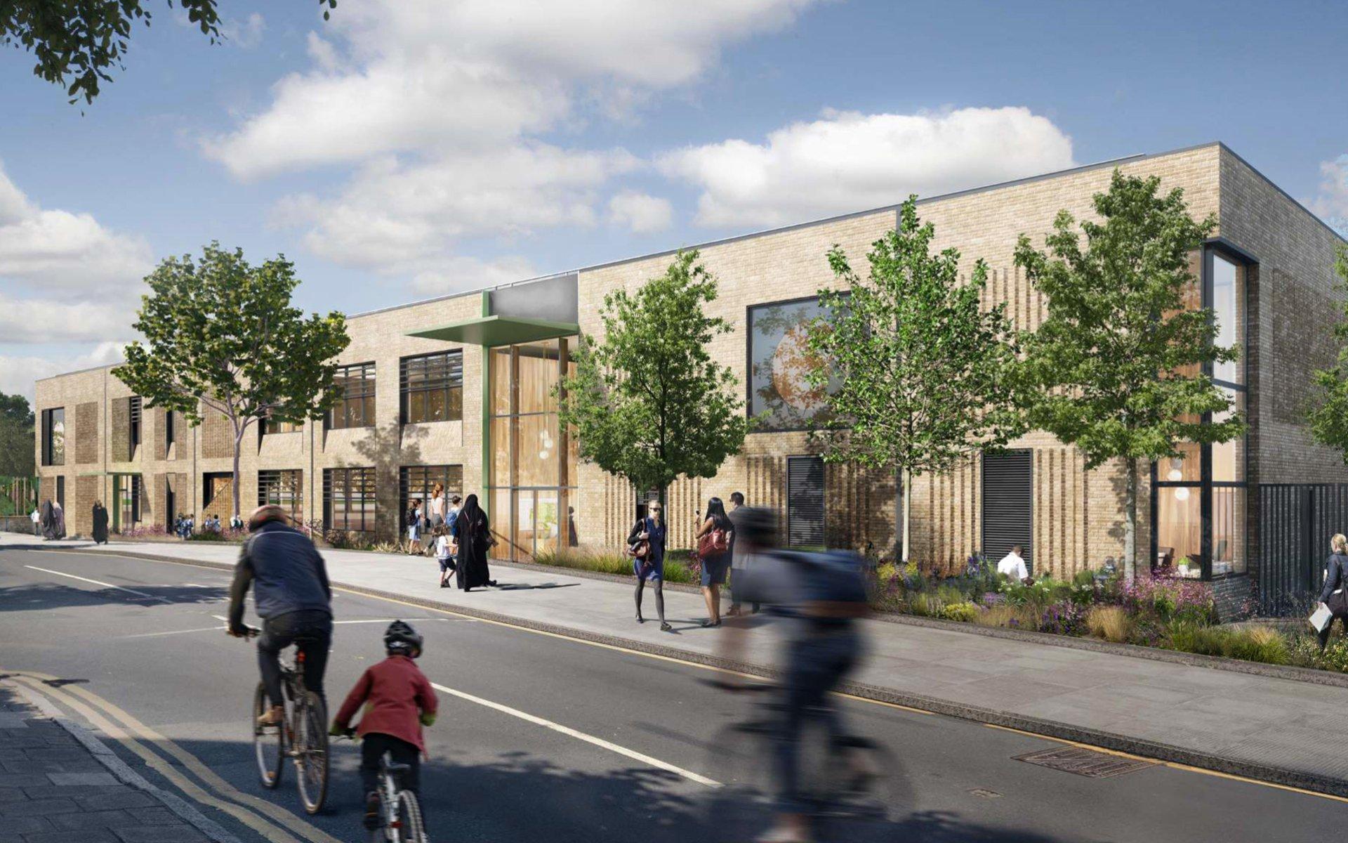 Claremont School Detailed Design