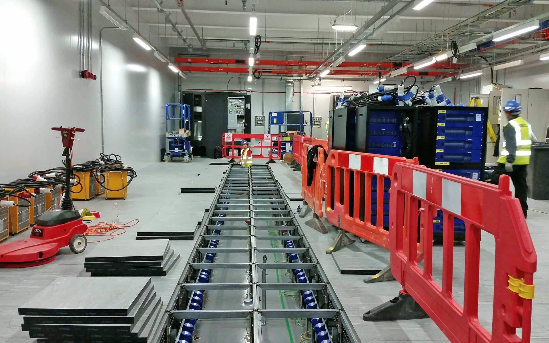 Slough Data Centre Fitout (Infinity)