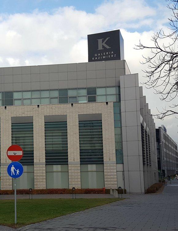 HSBC Galleria Kazimierz Krakow