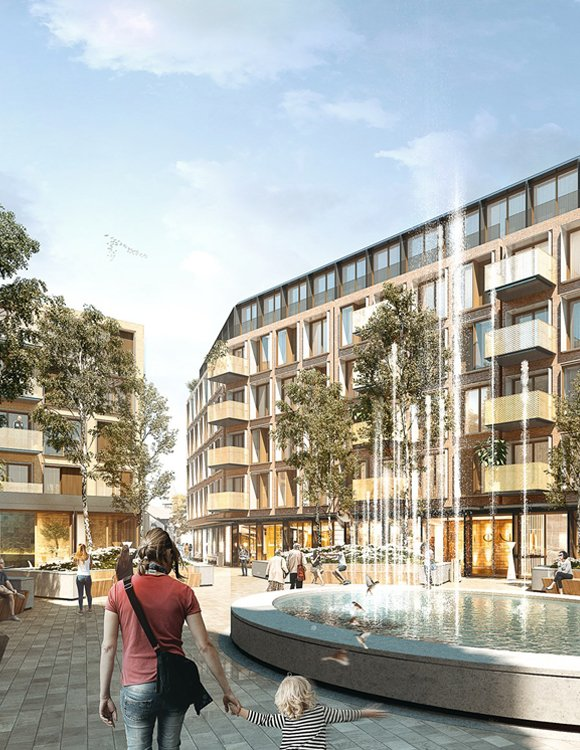 Guild Living, Bath – Senior Living Development