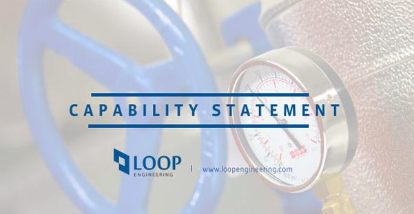 Loop Engineering Capability Statement
