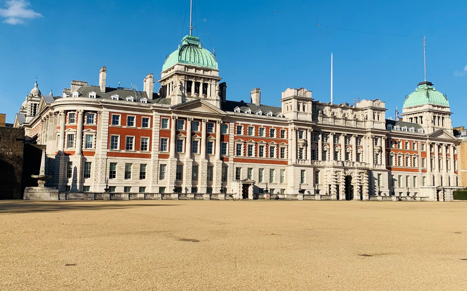 Old Admiralty Building Resident Engineer