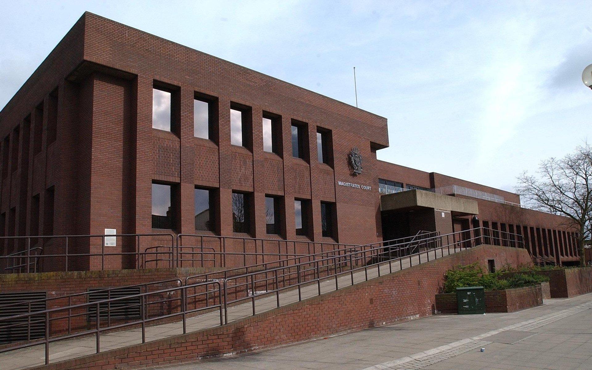 MOJ Peterborough Court