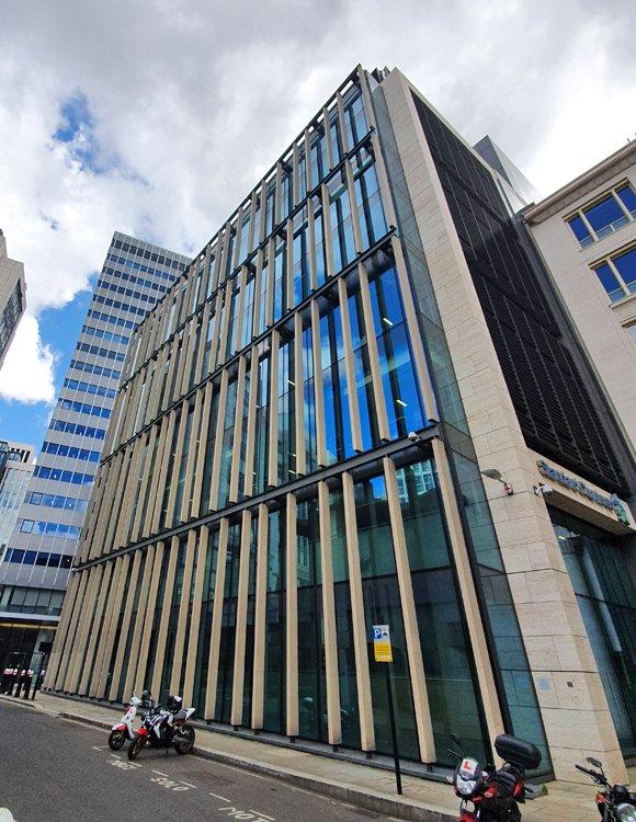 Standard Chartered Bank - Basinghall