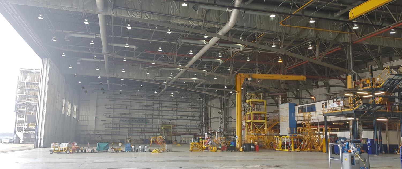 Virgin Atlantic Hangar