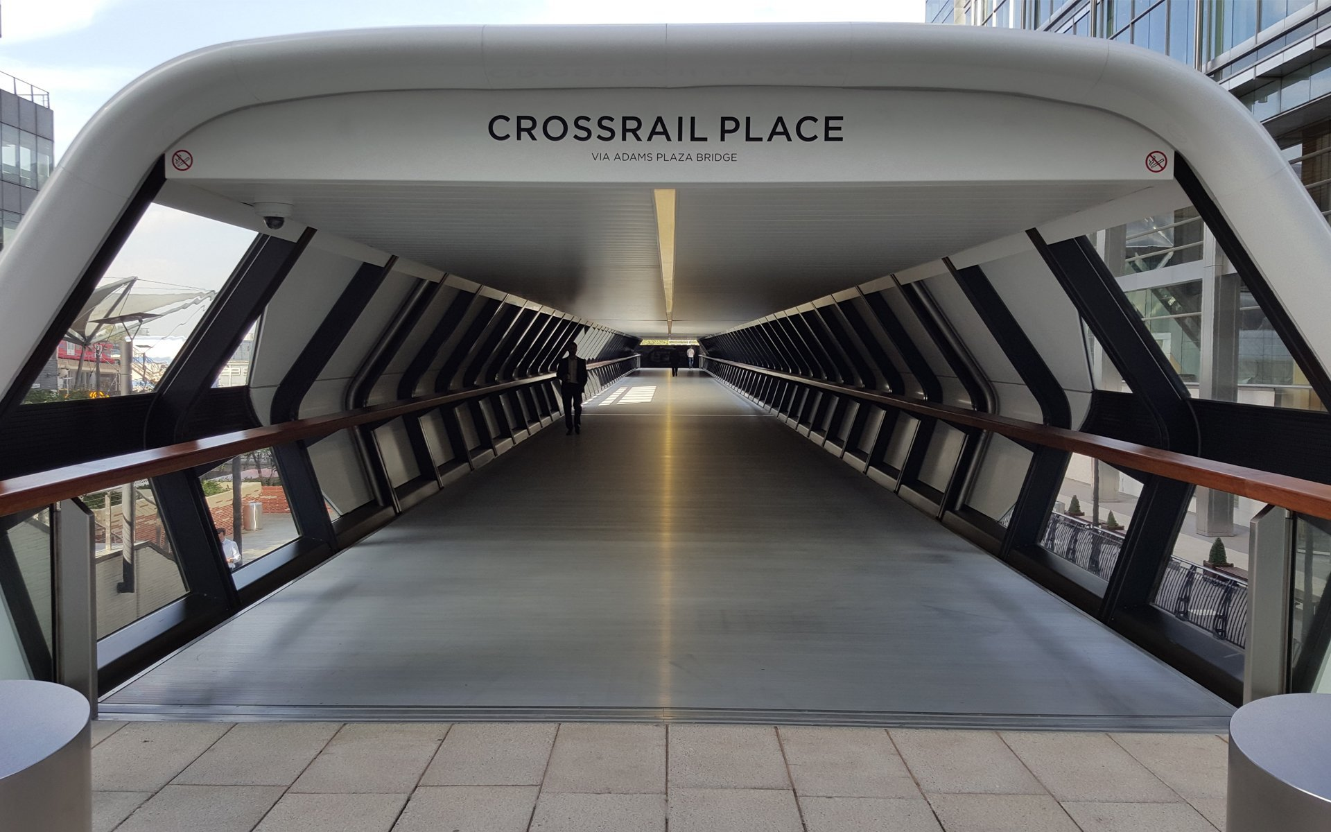 Crossrail Surveillance London