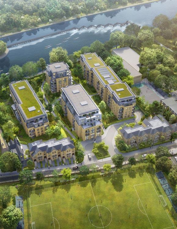 Teddington Riverside