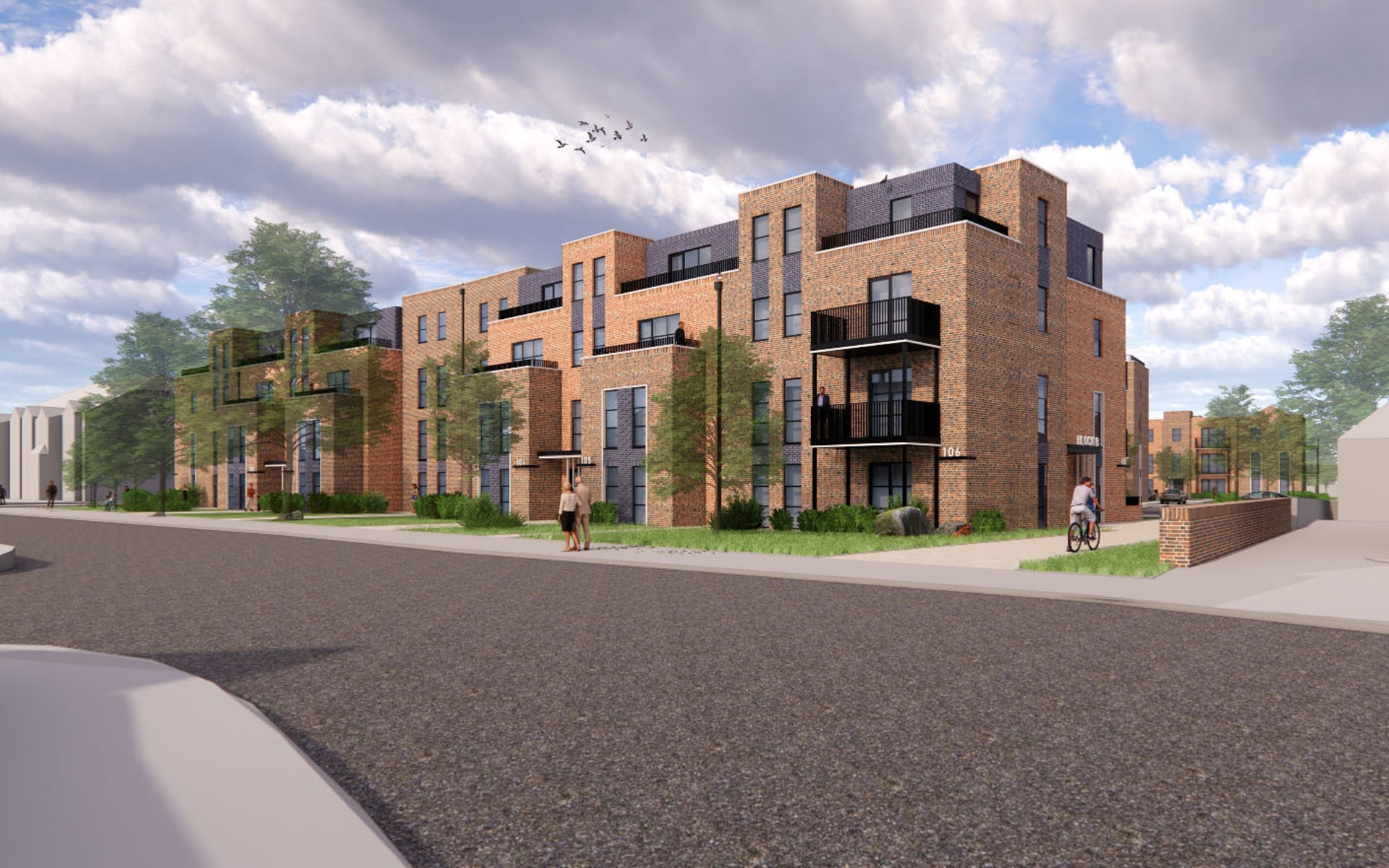 Fairview Homes Arriva Watford