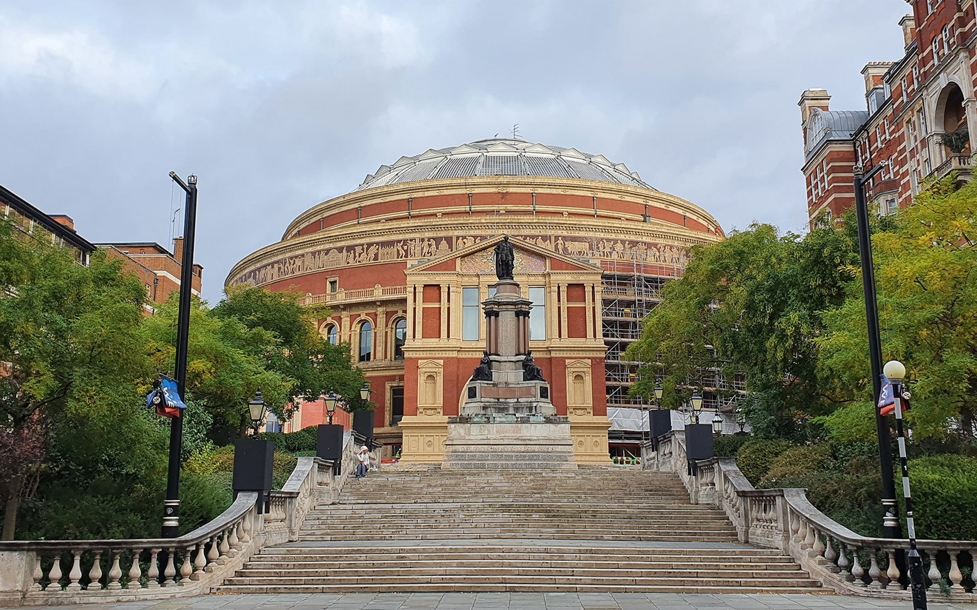 Royal Albert Hall, Masterplan Projects & Resident Engineer Role