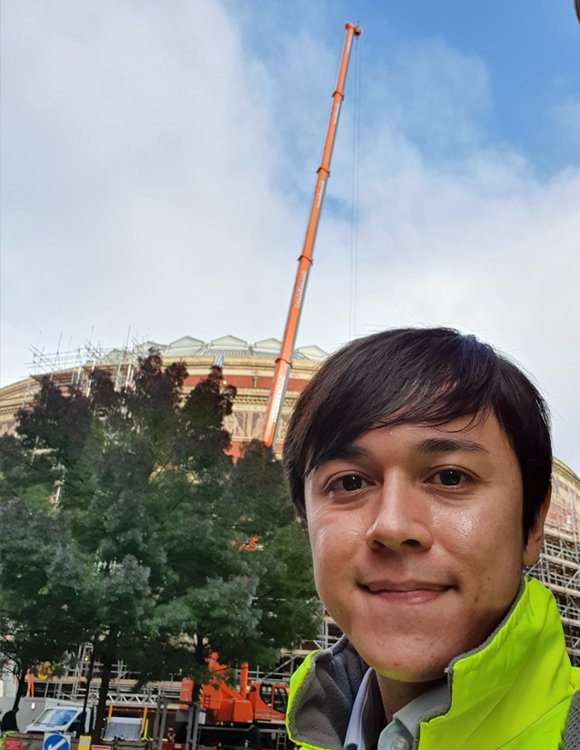 electrical engineer london