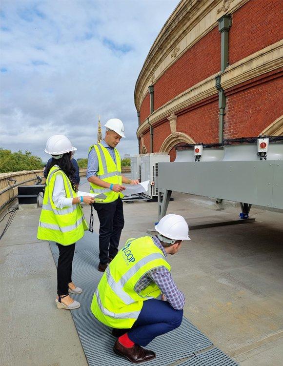 M&E Engineering Consultants London